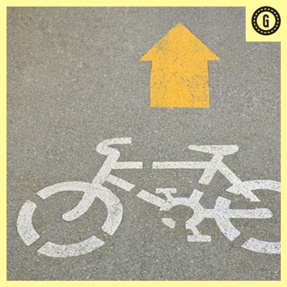 Four Requirements for a Bikeable City