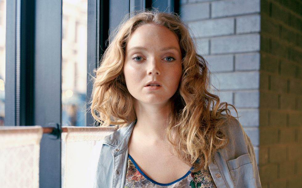 Lily Cole's Mission to End Money