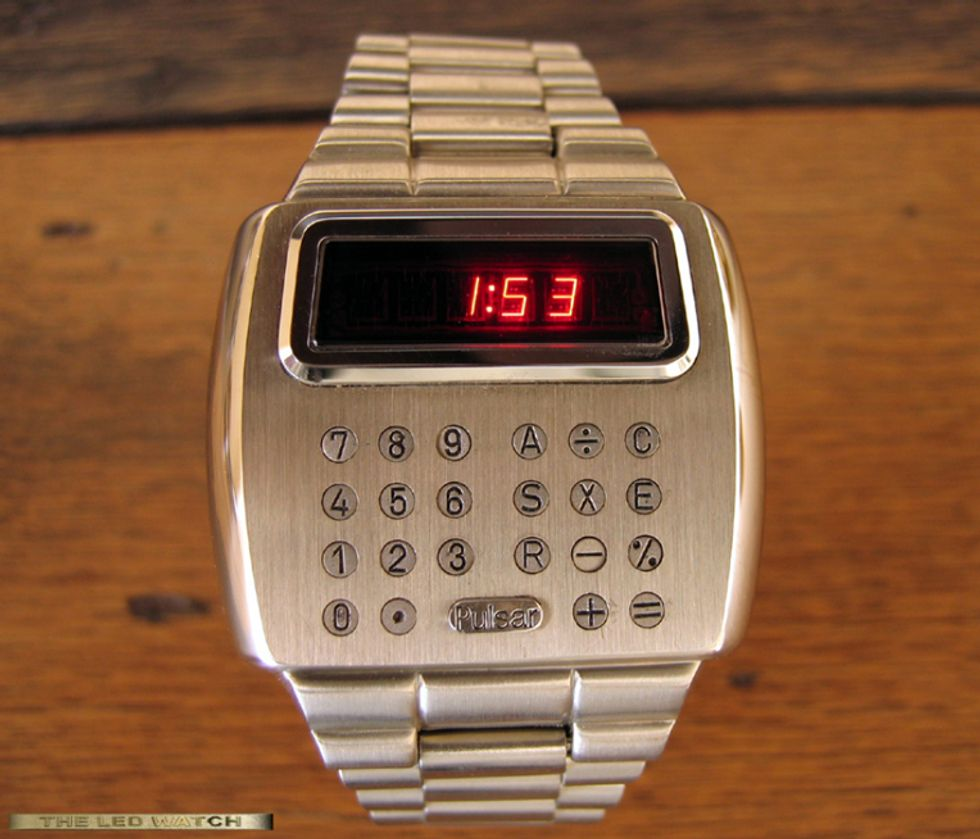 The Smartwatch through History: Great Idea, Mediocre Product