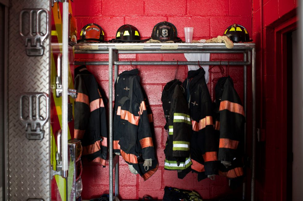 For Kevin Hernandez, the Future of Firefighting Looks Bright