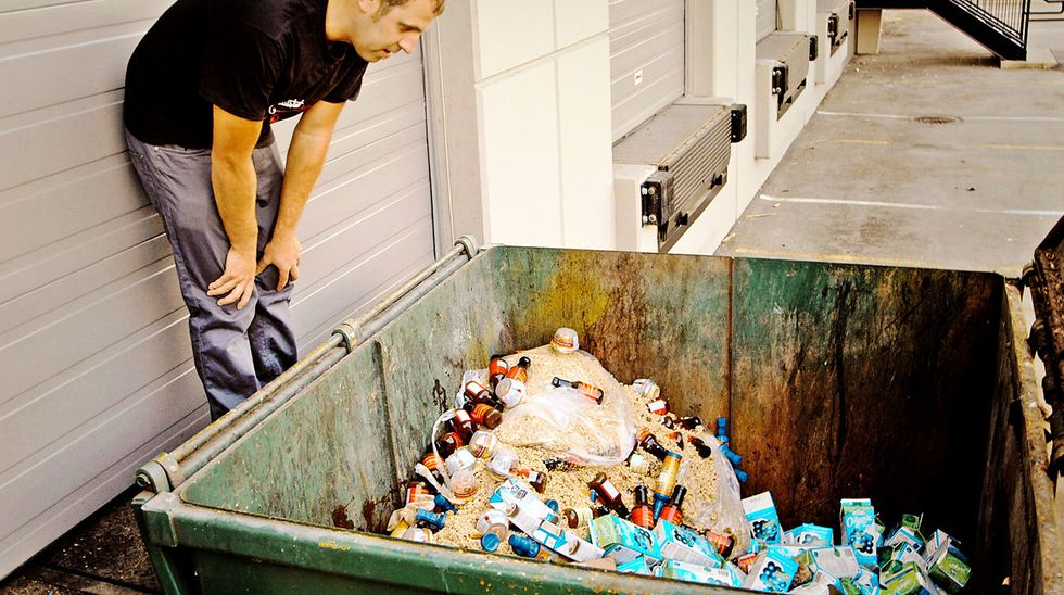 This Couple Spent Six Months Eating Garbage