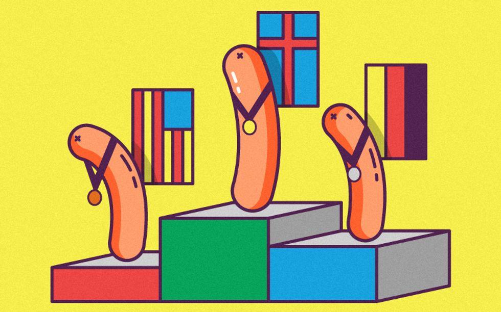 Why Your American Wiener is Unimpressive