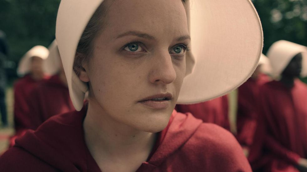 New Hulu Series The Handmaid's Tale Is Must-Watch TV For This Moment