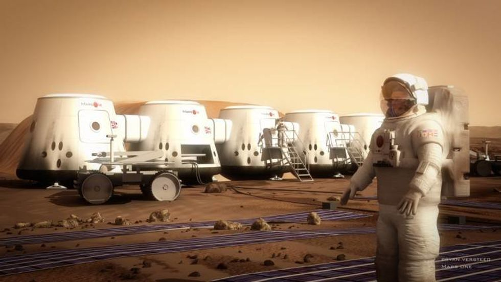 Sorry, Colonizing Mars is Still a Pipe Dream