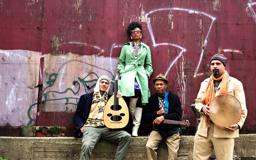 Making East African Pop Feel at Home in Brooklyn