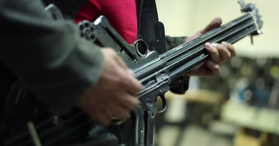 The Catchy Sounds of Weaponized Instruments