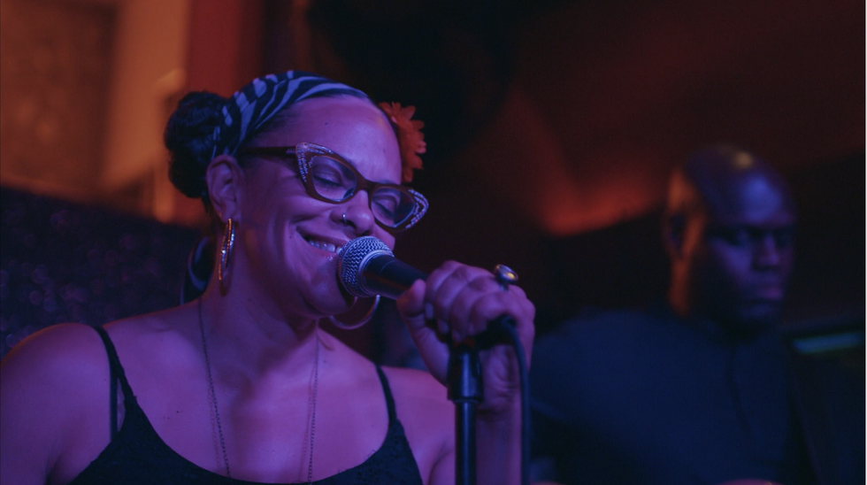 Ursula Rucker: A Voice Raised by the City of Brotherly Love