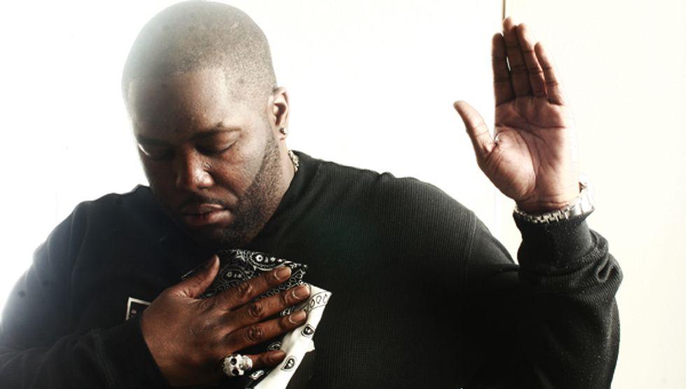 Rapper Killer Mike Delivers Blazing Speech about Ferguson