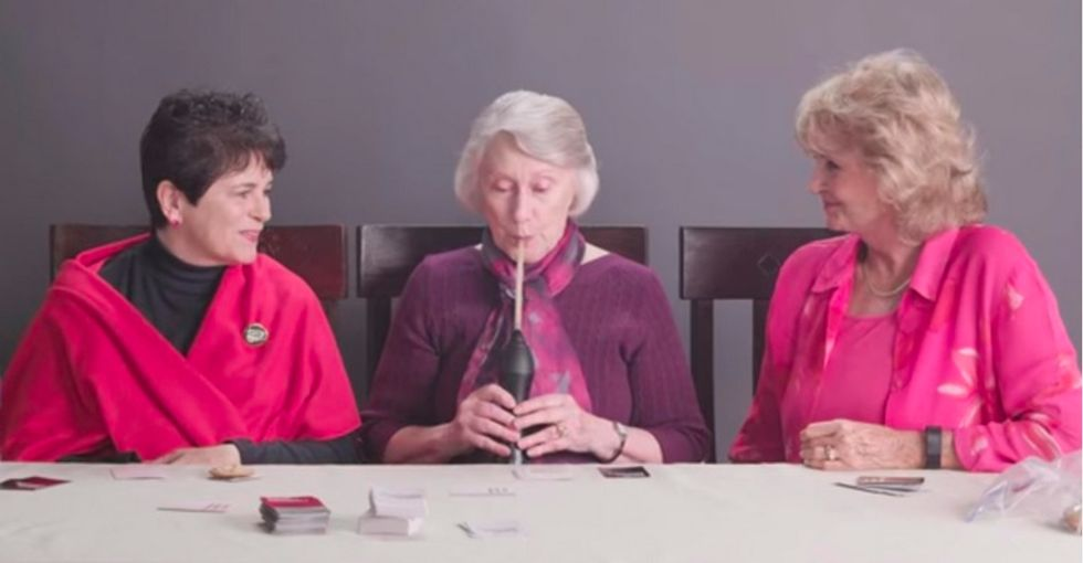 These Grandmas Smoke Pot For The First Time. And They Absolutely Love it.
