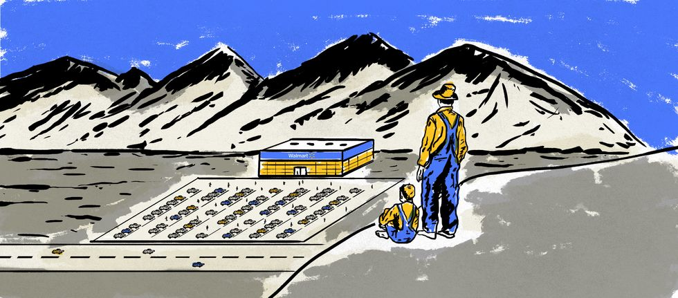 The Wal-Mart Protester and the Ghost of Tom Joad