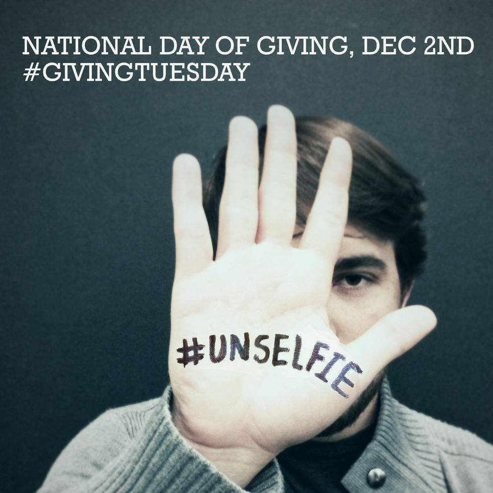 Four Ways to Get Behind the #GivingTuesday Movement