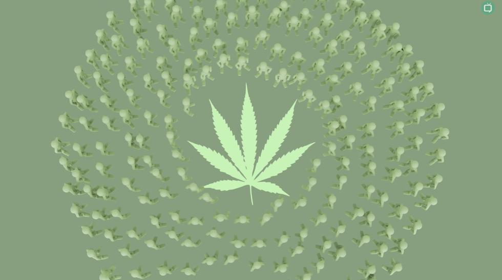 Chilean TV Show Rehabilitates Marijuana's Public Image