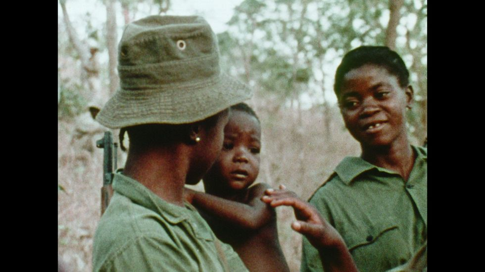 Living at the Movies: Concerning Violence