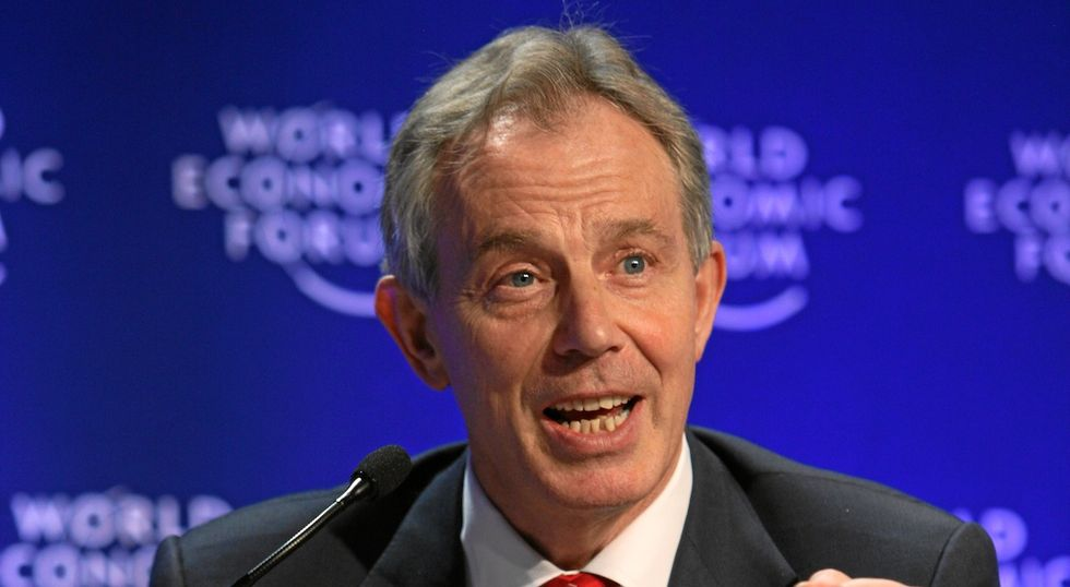 Poor Public Servants, Tony Blair Wants You Paid More