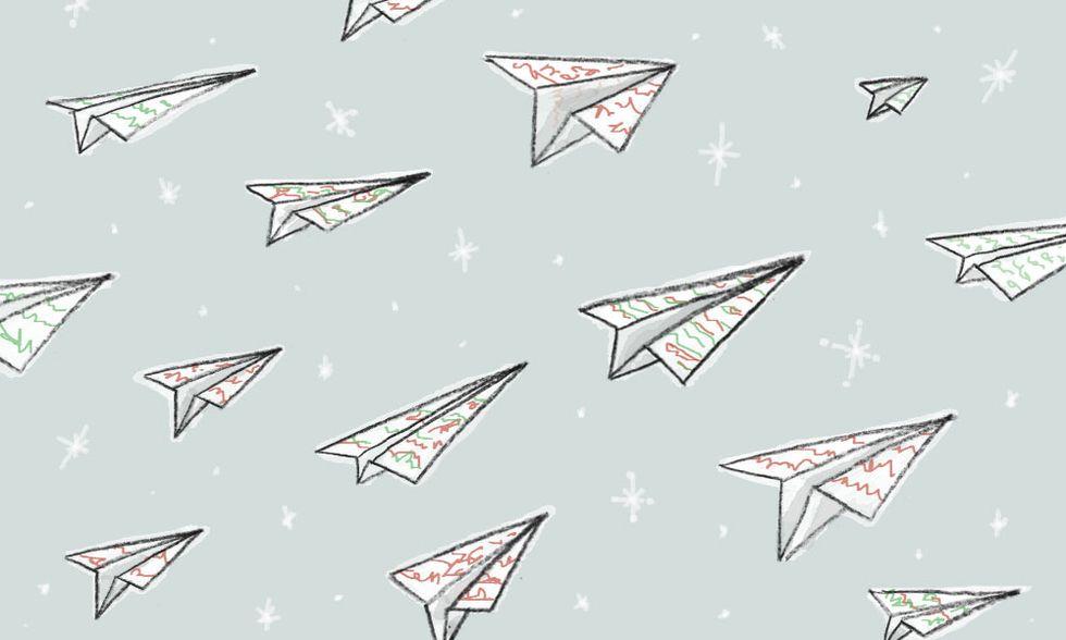 Dear Santa, Just Sign Up for Gmail Already