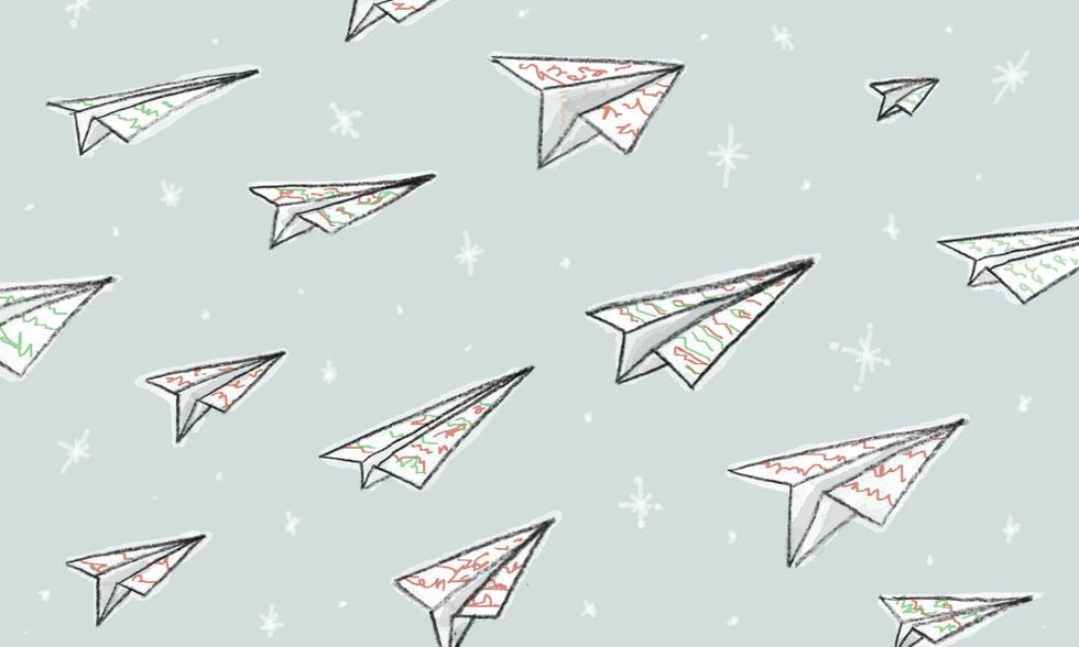 Dear Santa, Just Sign Up for Gmail Already