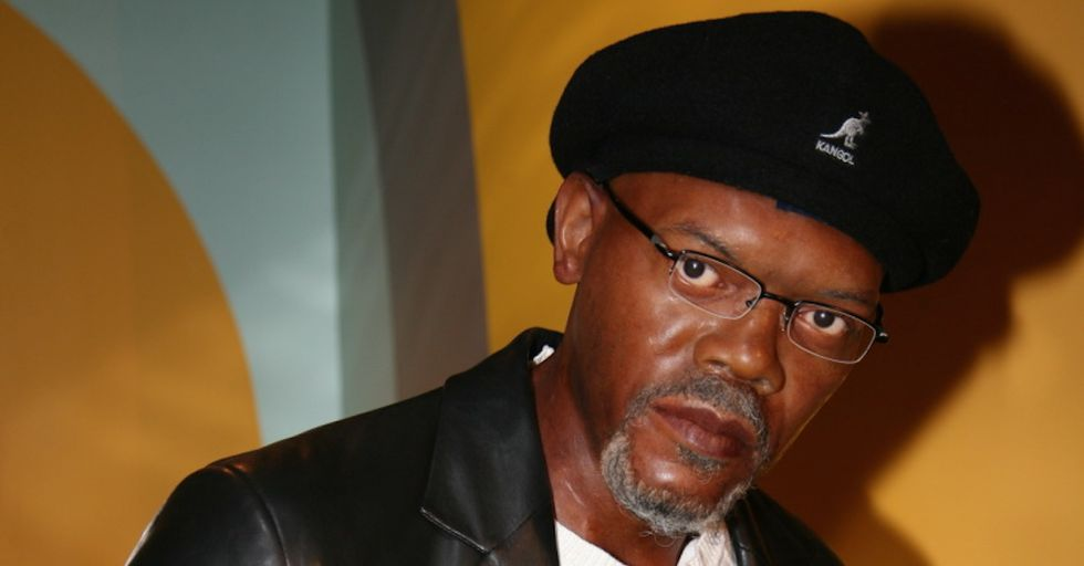 Samuel L. Jackson Wants This Song to be the Next Ice Bucket Challenge