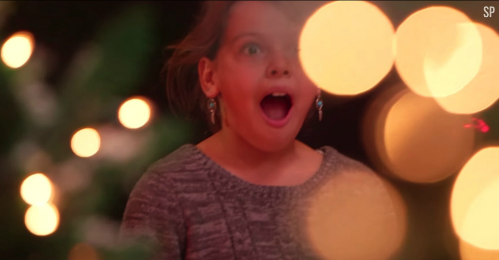 These Kids' Holiday Wonderland is Way More Creative Than Anything Adults Could Dream Up