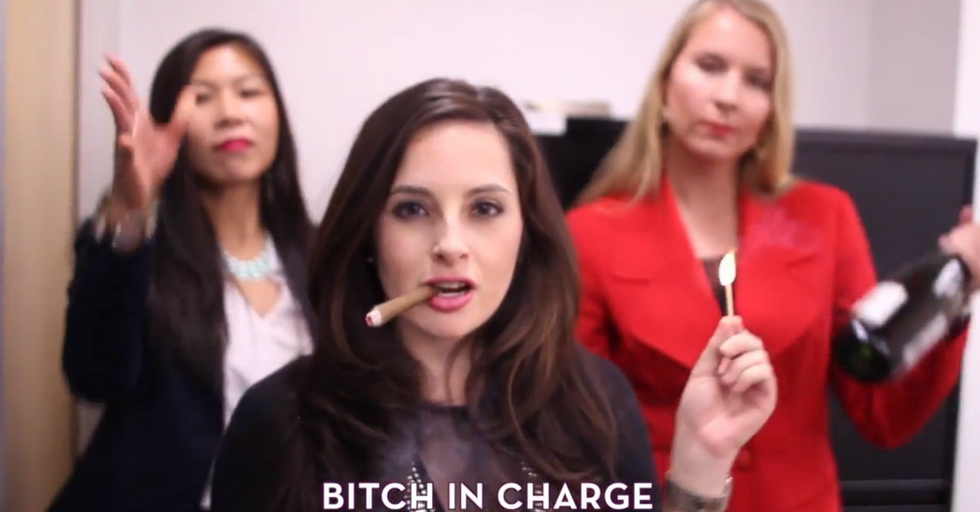 Some MBA Students May Have Just Made the Greatest Feminist Anthem of Our Time