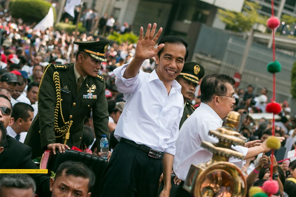 Indonesia's New President Infuriates Elites with Thrifty Populism