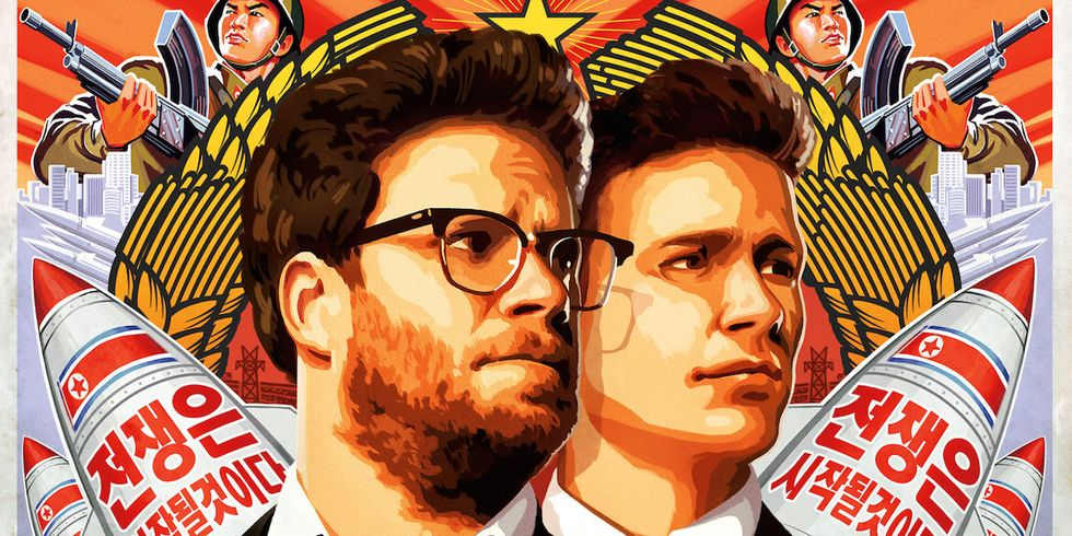 The Interview and 3 Other Films Too Controversial To Release