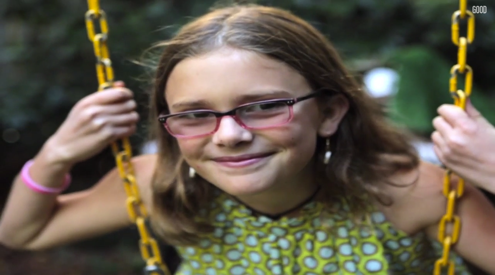 You Won't Believe What This 10-Year-Old Did with Her Lemonade Stand