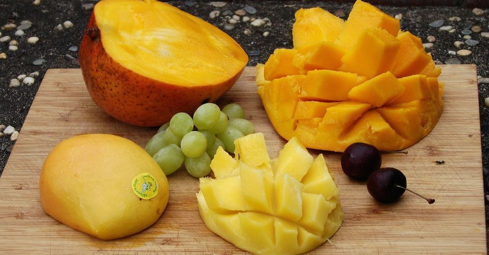 It's Like Uber, But For Mangoes