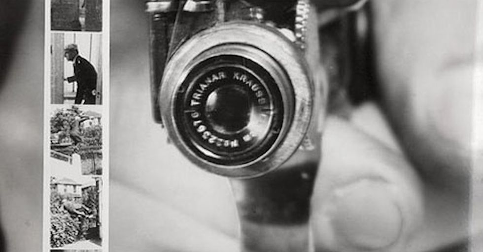 A 1930s Gun Camera That Could Bring Transparency To Police Work
