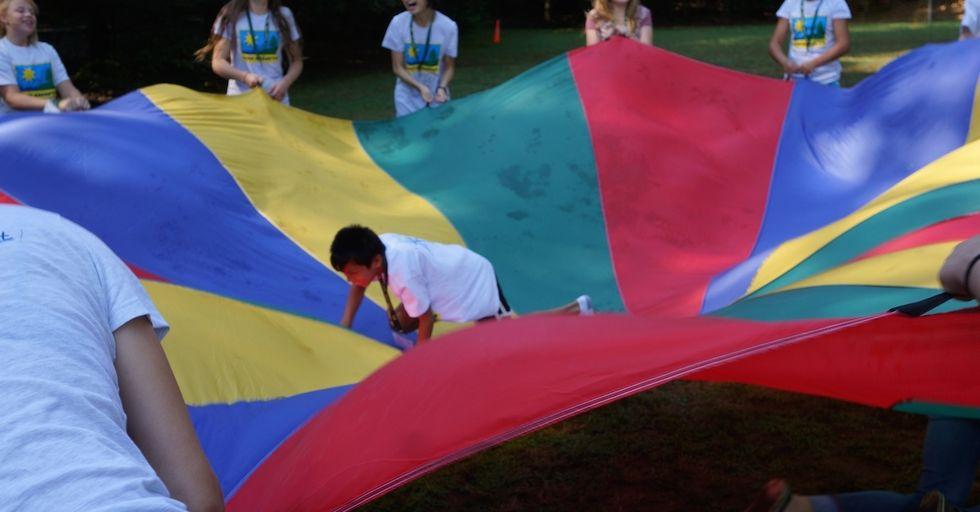 A Summer Camp for Transgender Youth