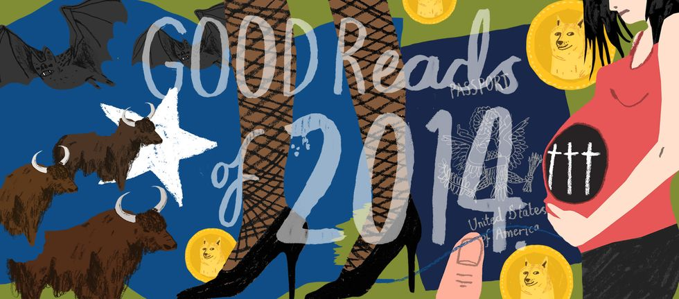 GOOD Reads of 2014