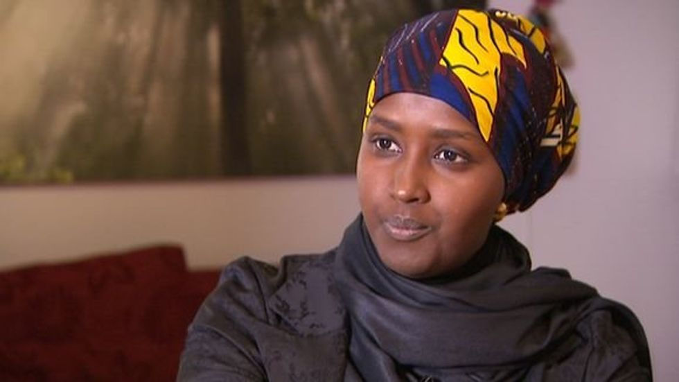 This Woman Wants to Prove That Somalia Is Serious About Democracy