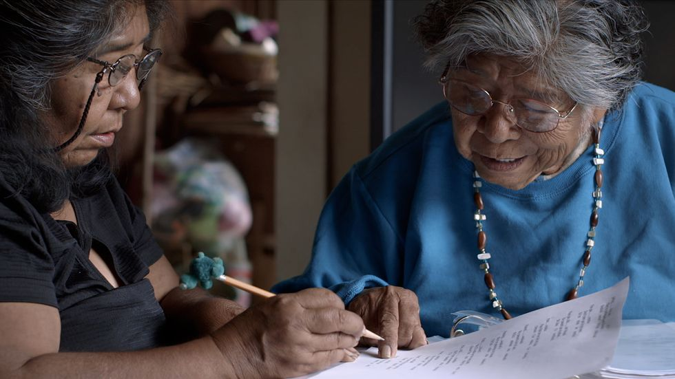Meet Marie,the Last Remaining Person on Earth Fluent in Wukchumni