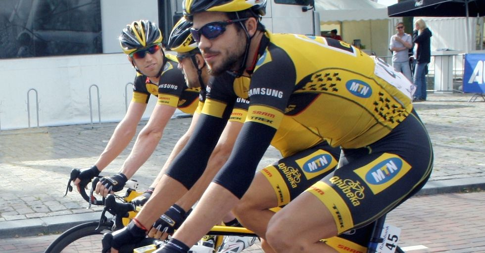 First African Team to Compete in the Tour de France in 2015