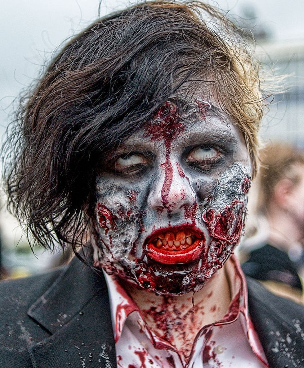 Zombies, Pasta, and the Future of Political Protest