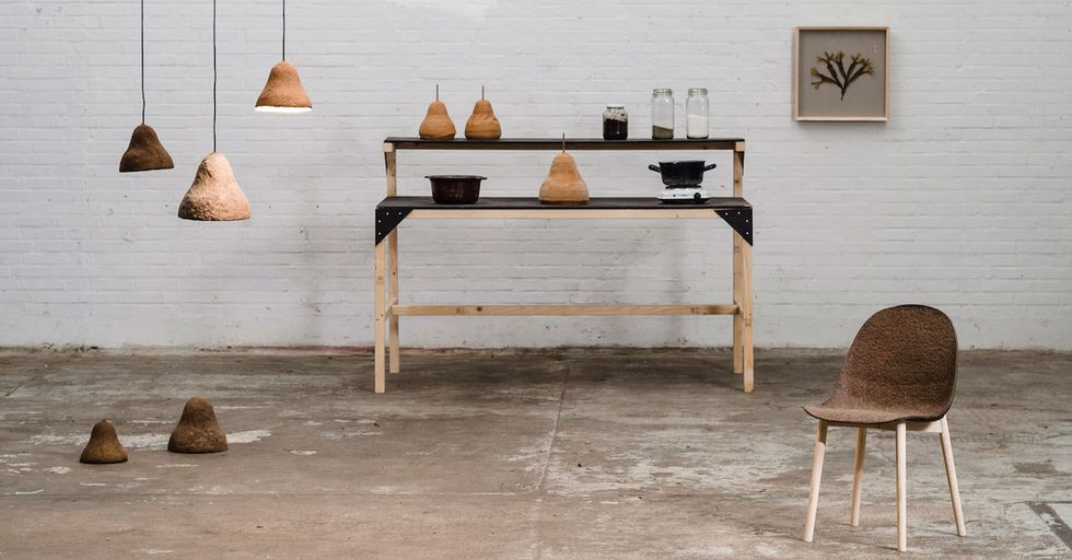 """Add """"Furniture"""" to All the Things You Can Make With Seaweed"""