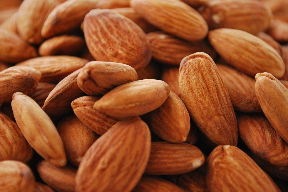 Almonds Are Sucking California Dry
