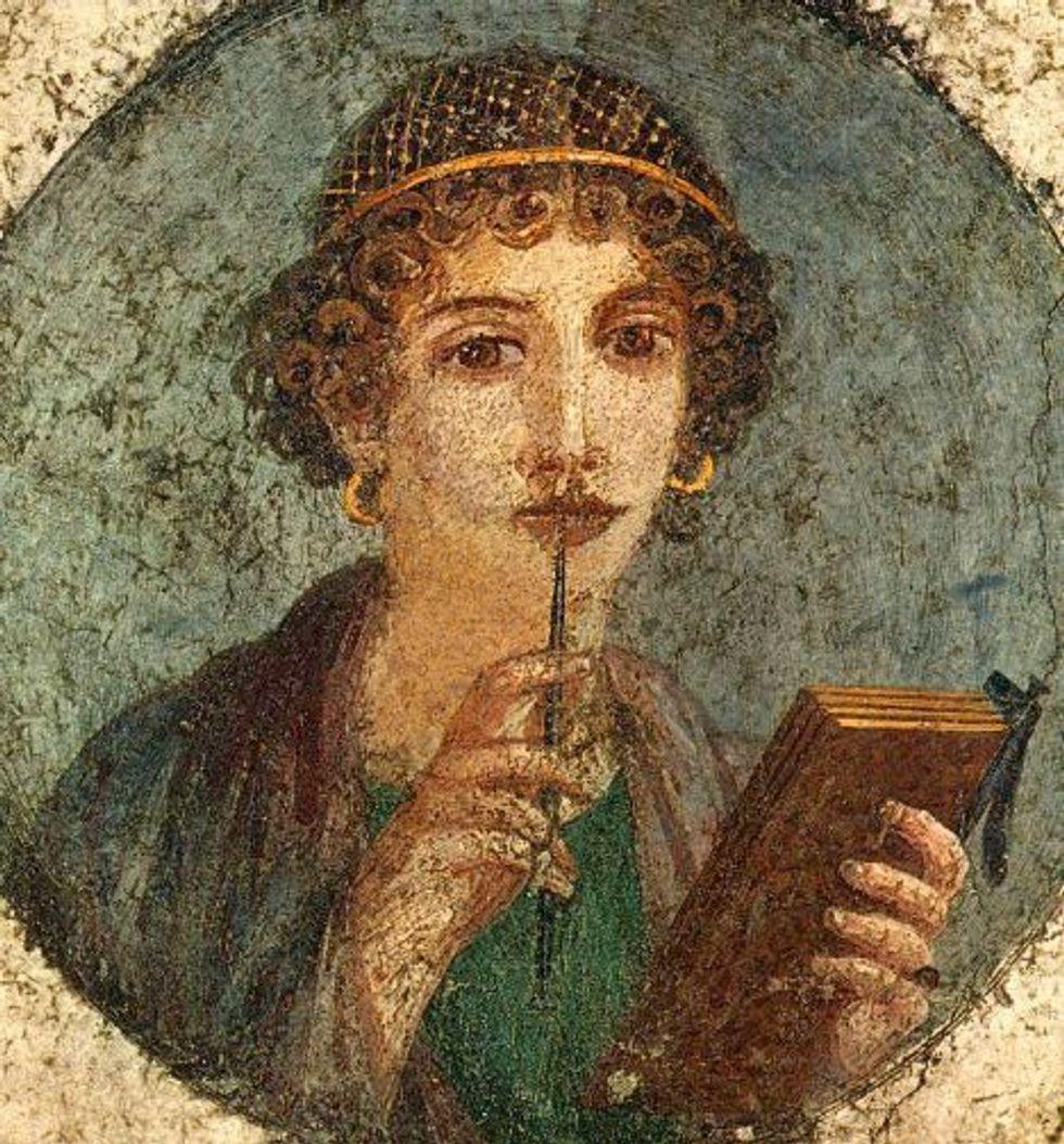 Scholars Can Finally Start Reading Ancient Scrolls Found Near Pompeii