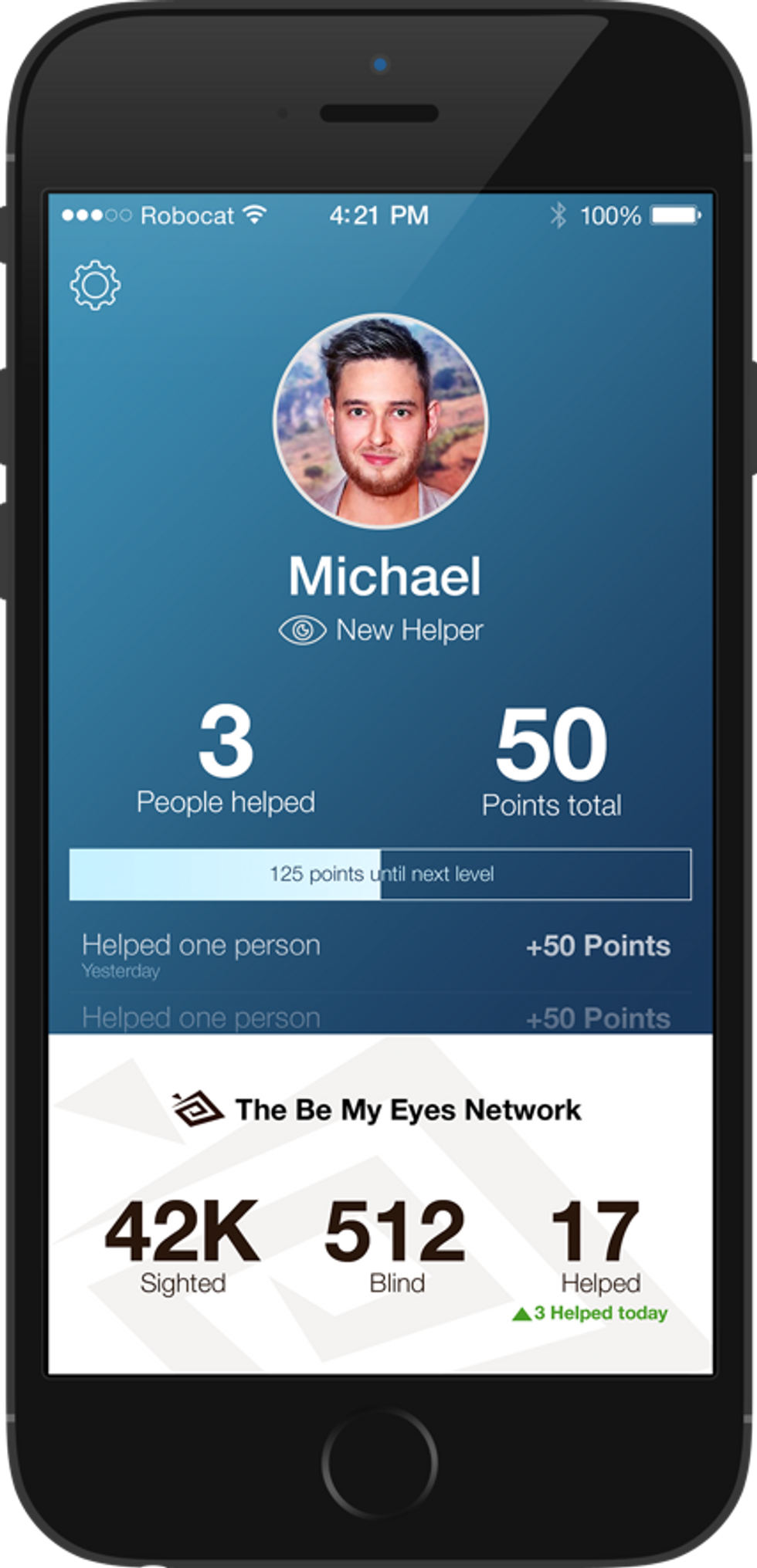 "The App That Helps Blind People ""See"""