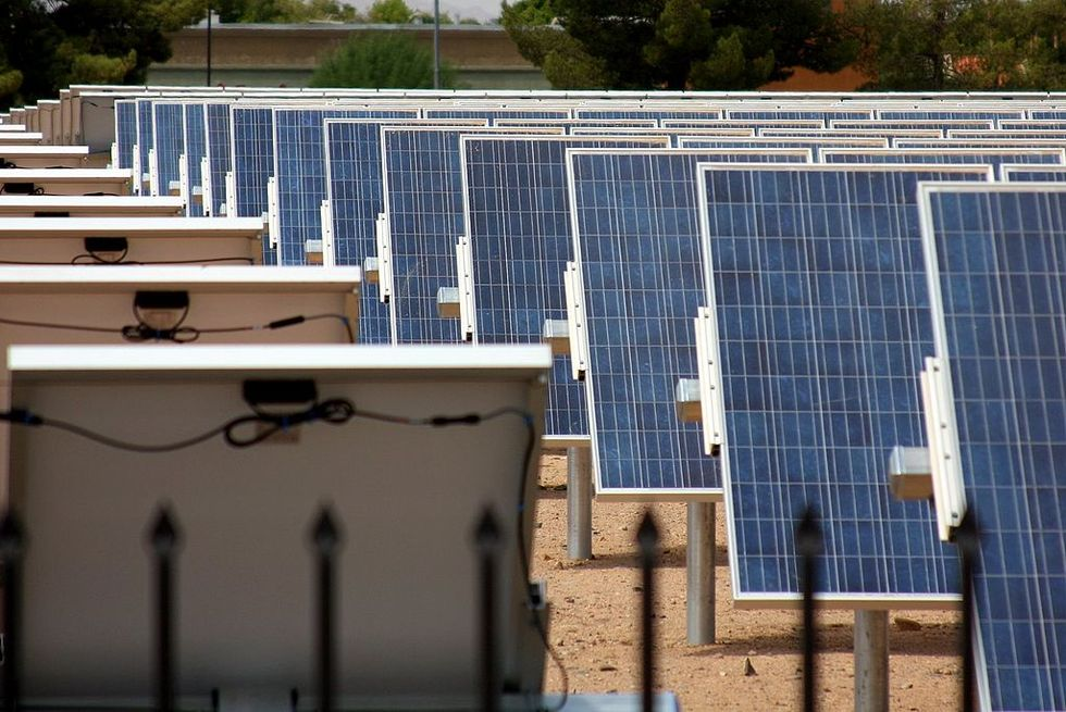 Solar Jobs Roughly Equal Coal Jobs in the U.S.