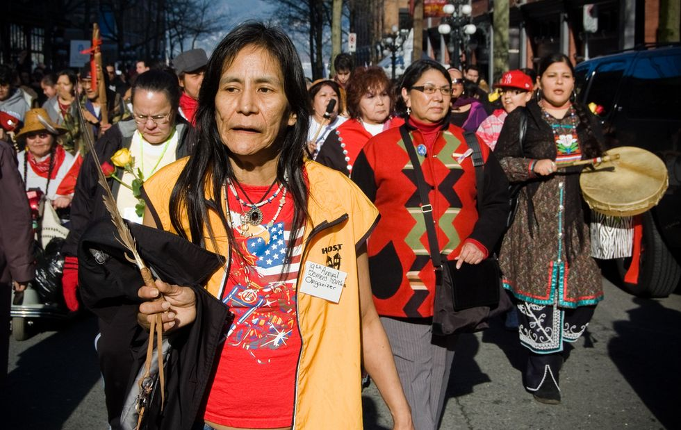 What Should Canada Be Doing to Protect Indigenous Women?