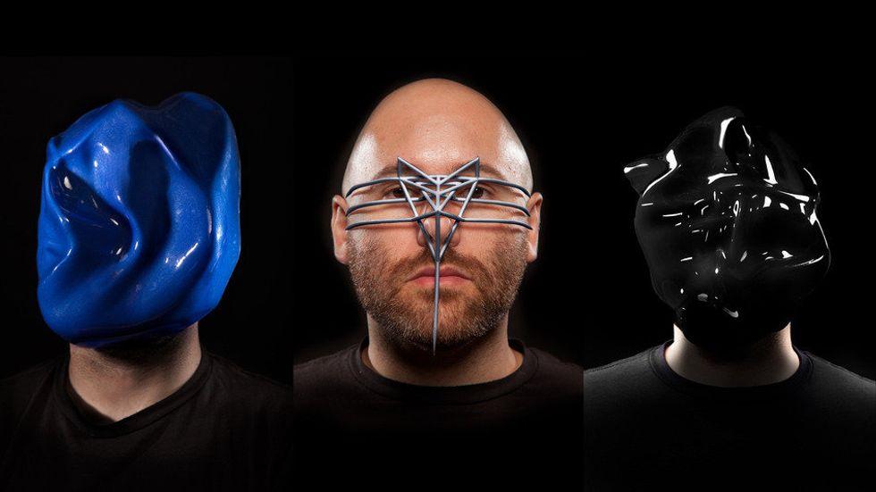 An Artist's Pioneering Masks Shield Us from Future Surveillance