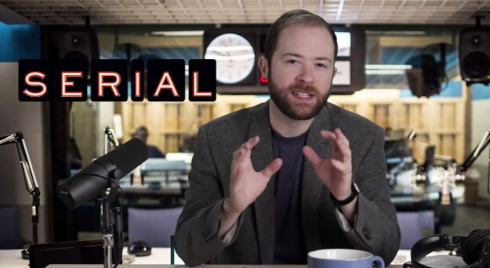 """Using """"Serial"""" To Explore Whether The Law Is Truly Objective"""