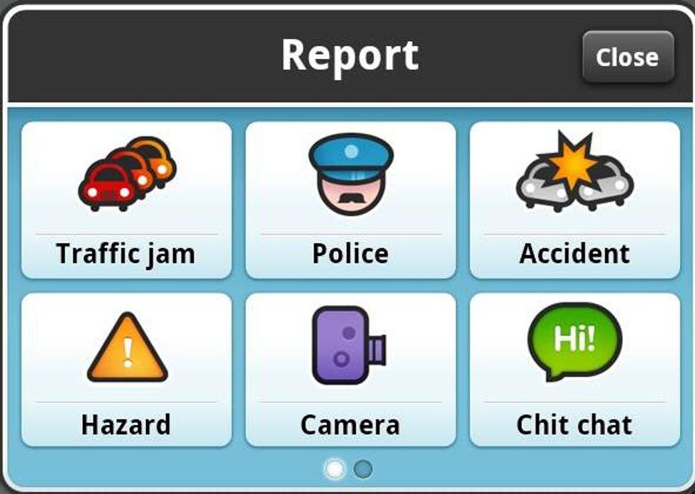 Police Want Off Waze's Radar