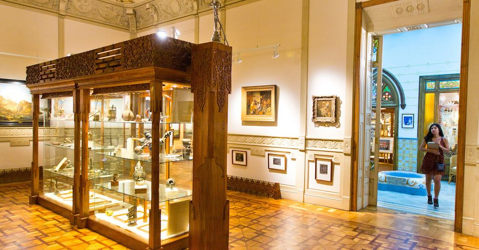 This Marijuana Museum is Housed in a Stunning 15th Century Spanish Palace