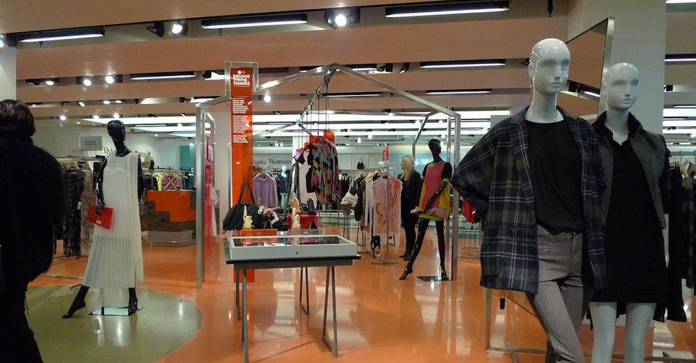 Selfridges Will Launch a Gender-Neutral Clothing Pop-Up Shop