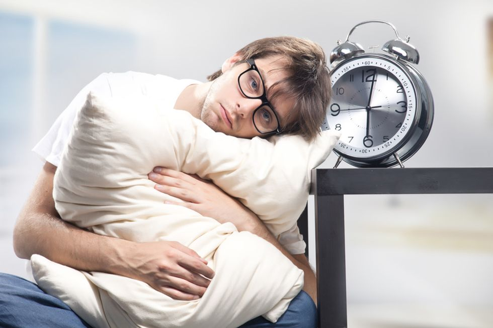 Forget Pills –A Good Night's Sleep Might Be Just A Few Sprays Away