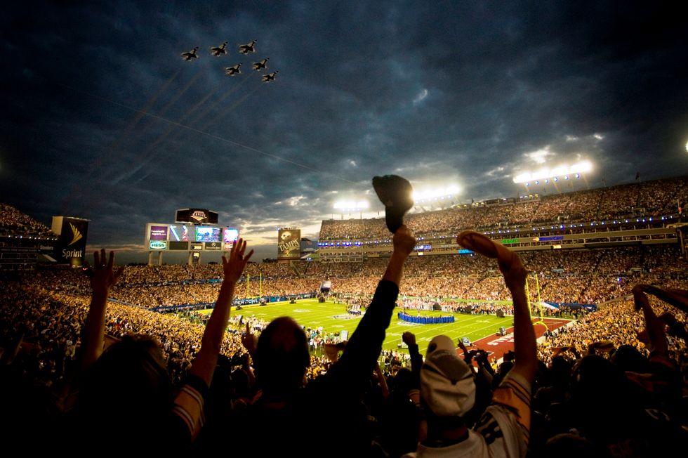 Chilling Super Bowl Ad Tackles Domestic Violence