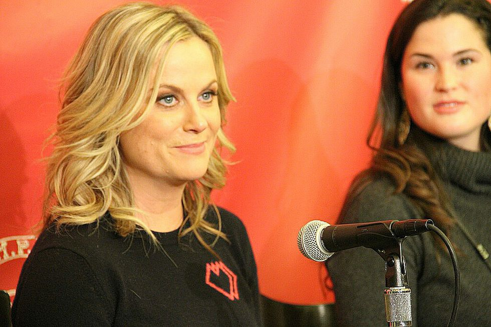 Amy Poehler Roasted Her Hasty Pudding Roasters Right Back and It Was Glorious