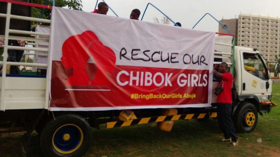 Chibok Girls Who Escaped Boko Haram Return to School