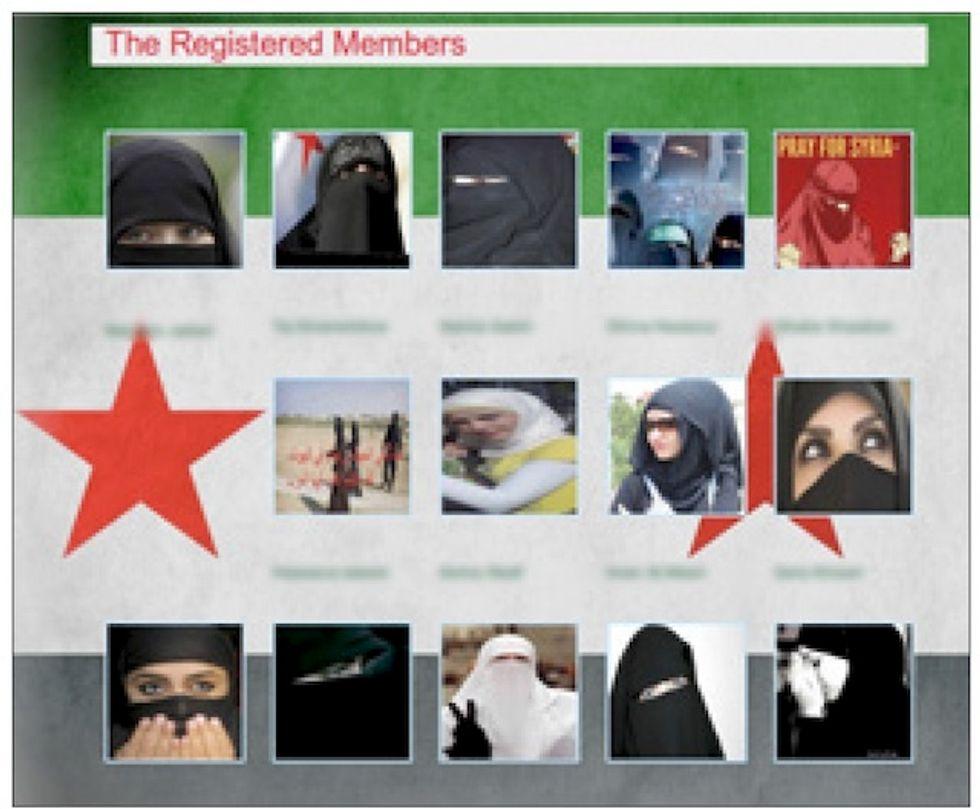 Lustful Rebels Get Catfished in Syria